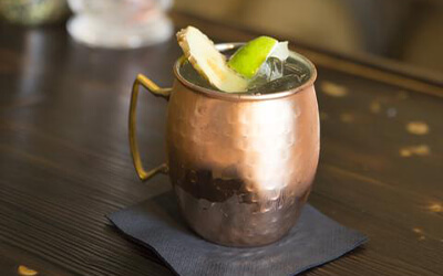 "Cocktail ""Marx Mule"""
